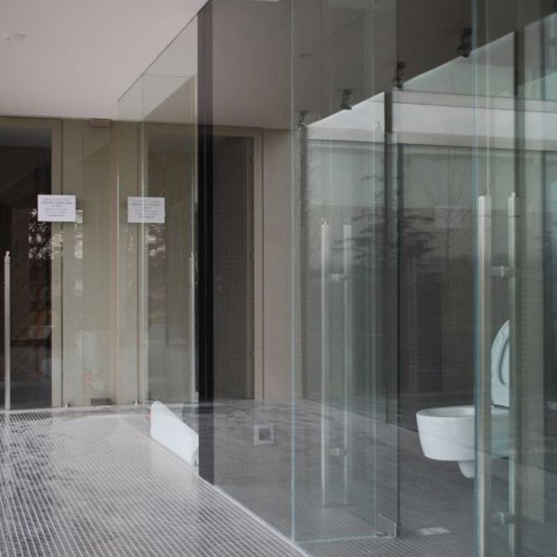 sklenene steny
